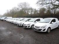 Vauxhall Corsavan 1.3 CDTi 16v ( 95ps ) ( EU5 ) ecoFLEX ( s/s ) 63 REG 92K