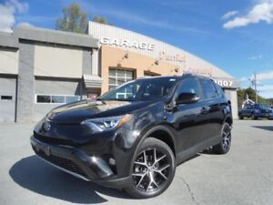 Toyota RAV4 SE AWD 2.5L, T-BIEN ÉQUIPÉ, LÉGER DOMMAGES ARRIÈRE 2