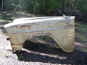 1955 Chevy Car Fenders