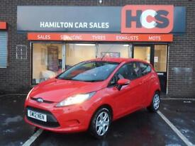 Ford Fiesta 1.25 Style - LOW MILES - 1 YR MOT, WARRANTY & AA COVER