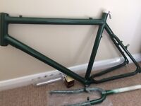 Raleigh Special Products (RSP) NOS mountain bike frame + components retro cycling