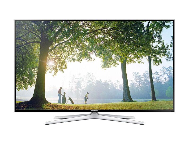Samsung Flat-Screen Quad Core 3D TV