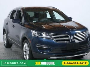 2015 Lincoln MKC AWD BLUETOOTH CAMERA RECUL CUIR NAVIGATION TOIT