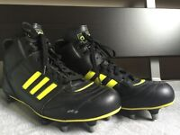 Adidas soccer shoes 99% NEW save money size 9.5