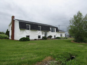 Private Lane to this Lovely 5 Acre Property in Port Williams.
