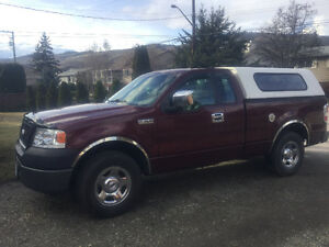 2006 Ford F-150 XL Pickup Truck Special Edition