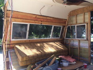 Parting out 1973 falcon camper trailer