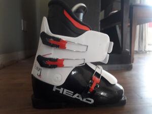 Head J3 ski boots size 25.5