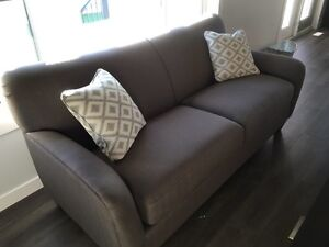 Like new grey lazyboy couch