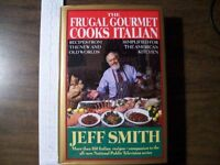 The Frugal Gourmet Cooks Italian?