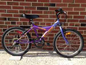 SuperTrax Stars 400 Bicycle - 20-in Wheels, 5 speed