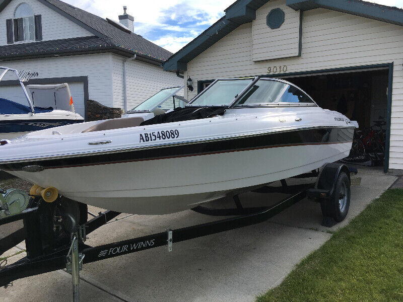 2008 Four Winns Boat For Sale | Powerboats & Motorboats | Edmonton | Kijiji