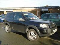 2005 55 LAND ROVER FREELANDER 1.8 ADVENTURER 3D 116 BHP