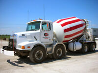 DZ Drivers Wanted / Readymix Concrete Truck
