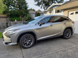 Lexus lease takeover 2019 Rx350 F Sport