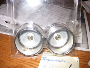 Bearing Buddys - Stainless Steel Bearing Protectors (brand new)