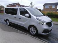 2015/65 Renault Trafic SL27 SPORT DCI WHEELCHAIR ACCESS IDEAL CAMPER COVERSION