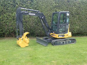 Excavators For Rent