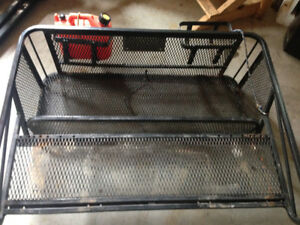 Atv back rack carrier