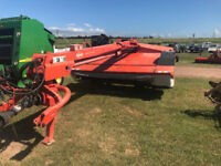 USED KUHN FC 353 GC MOWER CONDITIONER Moncton New Brunswick Preview