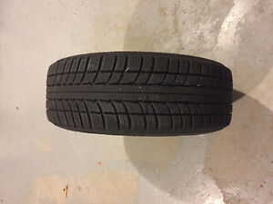 Snow tires 225 60 R16 Kitchener / Waterloo Kitchener Area image 2