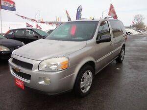 2007 Chevrolet Uplander LT1 Minivan, Van E-TESTED & CERT Kitchener / Waterloo Kitchener Area image 2