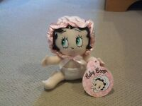 BABY BETTY BOOP DOLL