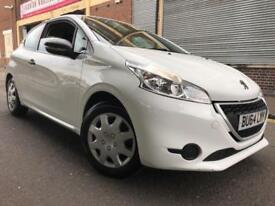 Peugeot 208 2015 1.0 VTi PureTech Access 3 door 1 OWNER, FSH, 3 MONTHS WARRANTY
