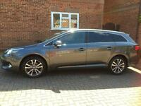 Toyota Avensis 2.0D-4D 2012MY TR
