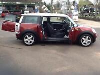 2007 MINI Clubman 1.6 Cooper Estate 4dr Petrol Manual (132 g/km, 120 bhp)