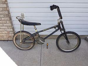 1970's BMX bikes