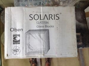 Solaris (310 Wolke) Glass Block (Made in Germany)