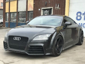2008 audi tt modified TTRS
