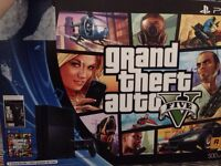 PS4 GTA 5 with NHL 15