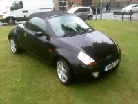 Ford Streetka 1.6 2003.5MY convertible