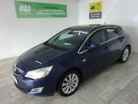BLUE VAUXHALL ASTRA 2.0 ELITE CDTI S/S ***FROM £146 PER MONTH***
