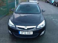 Vauxhall/Opel Astra 1.6i 16v VVT ( 115ps ) 2010MY SE