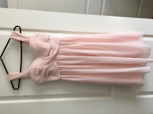 Bridesmaid dress size 2