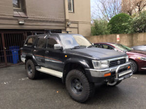 1994 Toyota Hilux Surf SSRX 3.0 Limited