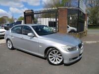 2009 09 BMW 3 SERIES 3.0 330D AUTHORITIES 4D AUTO 242 BHP DIESEL EX POLICE CAR