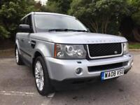 2008 RANGE ROVER SPORT HSE 3.6 TDV8 AUTOMATIC