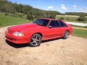 1991 GT Mustang