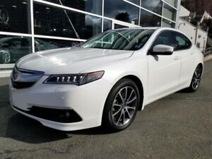 2017 Acura TLX Elite Package SH-AWD