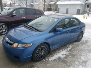 2009 Honda Civic 4 doors