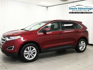2018 Ford Edge Leather, NAV, Bluetooth, Satellite Radio and much