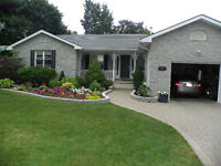 Ingersoll:  Charming Nicely Kept 21 Year Old Ranch Style Home