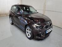 2016 BMW 118d 150bhp Sport SE Diesel + DAMAGED SALVAGE + ONLY 3K MILES + 1 OWNER