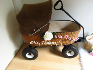 Babby Carriage Photoprop $40 OBO Cambridge Kitchener Area image 2