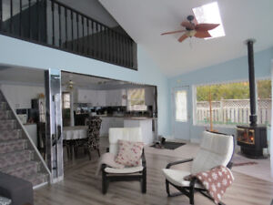 Vacation Waterfront Cottage for Rent