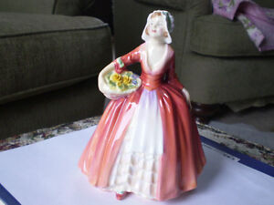 "Royal Doulton Figurine "" Janet "" HN1537 Kitchener / Waterloo Kitchener Area image 1"